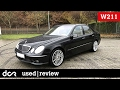Buying a used Mercedes E-class W211 - 2002-2009, Common Issues, Engine types, SK tit./Magyar felirat