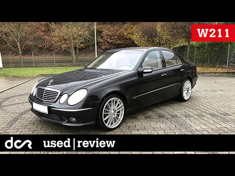 Buying A Used Mercedes E Class W211 2002 2009 Common Issues Engine Types Sk Tit Magyar Felirat