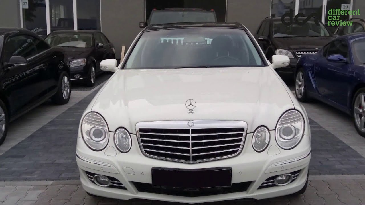 Buying A Used Mercedes E-Class W211 - 2002-2009, Common Issues, Engine  Types, Sk Tit /Magyar Felirat  Different Car Review 05:01 HD