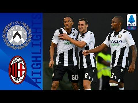 Udinese 1-0 Milan | Becão segna al debutto e l'Udinese fa festa! | Serie A