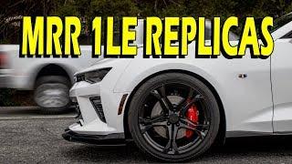 mrr designs m017 1le replica wheels for 2016 2017 camaro lt ss 1le or zl1