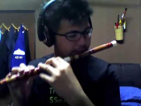 Manuk Dadali (Chinese Bamboo Flute cover by Azman@Hippo)