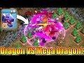 8 Max Dragon VS 1 Mega Dragon | Who Will Win? | Insane Fight | New Goblin Maps