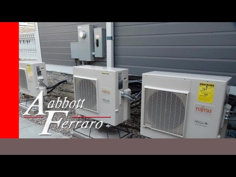 Hvac Systems Fujitsu Ductless Hvac Systems