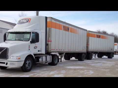new yrc  trucks