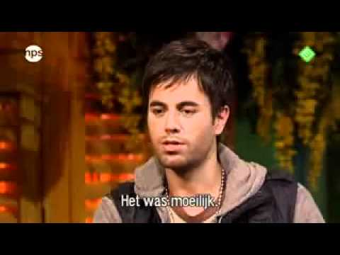 Enrique Iglesias funny interview