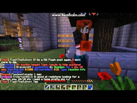Minecraft Factions - Ep. 2 - Marriage Proposal
