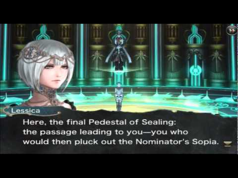 Chaos Rings II Last Boss + Ending Part 1