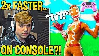 MONGRAAL vs GHOST ISSA! (INSANE 1v1) *FASTEST PC PRO vs BEST CONSOLE BUILDER!*