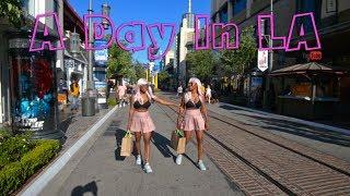 Los Angeles Vlog