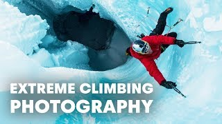 Photography Expedition Beneath the Ice of Greenland