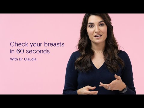 How to check your breasts for lumps and abnormalities | Dr Claudia