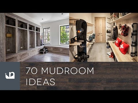 70 Mudroom Ideas