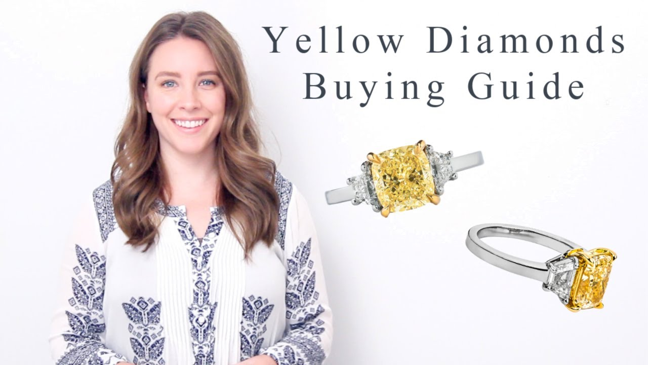 Yellow Diamonds Definitive Buying Guide Naturally Colored