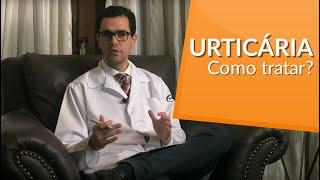 Com vasculite urticária uk paciente