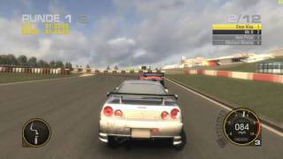 Race Driver Grid - Nürburgring - HD Gameplay
