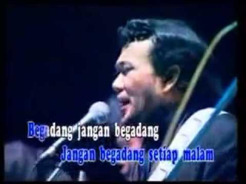 Rhoma Irama Begadang Karaoke No Vocal Version YouTube