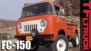 http://www.TFLtruck.com ) We Drive the Crazy Cool Forward Control Jeep FC-150 Restomod Concept Off-Road. ( http://www.patreon.com/tflcar ) Please visit to ...