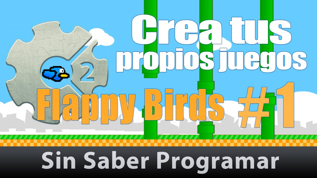"Make your own ""flappy bird"" game in 10 minutes scirra. Com."