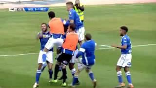 UD Melilla 1-1 Recreativo de Huelva (07-04-19)