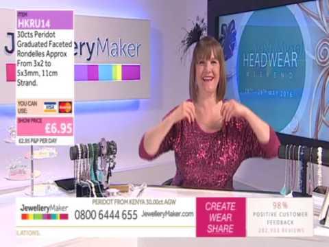 JewelleryMaker LIVE 29/05/2016 - 8am - 12pm