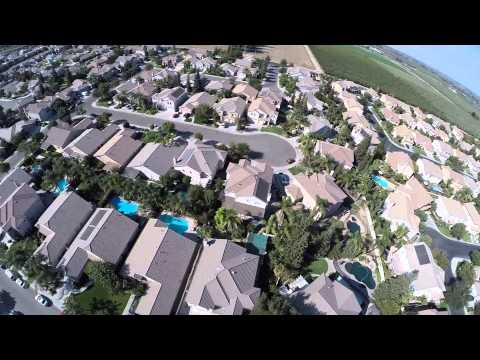 Aerial Footage - Modesto CA