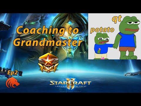 StarCraft 2: Protoss vs Terran in Depth! - Coaching to Grandmaster | Ep2