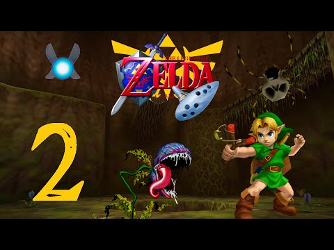 The Legend of Zelda: Ocarina of Time - Part 2 - C, C und C | Let's Play