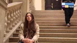 видео Академия изобразительных искусств. Вена.