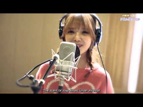 [ENGSUB] Jimin (AOA) Ft. Xiumin (EXO) - Call You Bae (야 하고 싶어) Recording