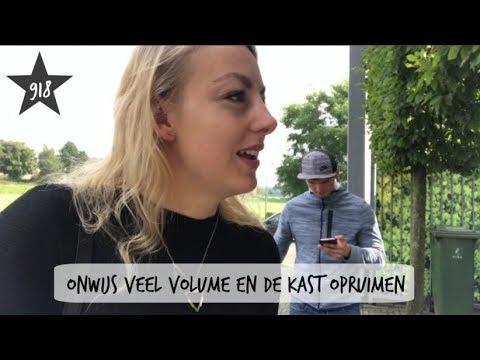 ONWIJS VEEL VOLUME EN DE KAST OPRUIMEN | Sophie hol | Vlog 918
