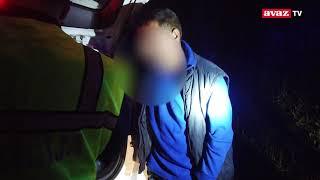 Pijan prevrnuo Pandu na krov pa se uneredio pred policijom | AVAZOVA PATROLA