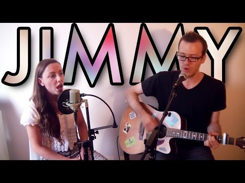 Cats On Trees, Calogero - Jimmy (Kathleen Angel & Vyel Live Acoustic Cover)