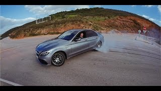 2015 Mercedes-AMG C63 - review Autovisie TV