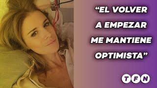 FLAVIA PALMIERO VUELVE A EMPEZAR - Entrevistas en #TFN