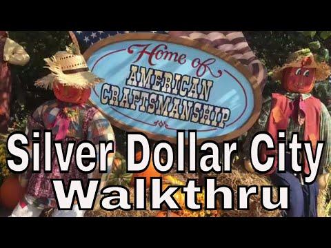 2017 Silver Dollar City National Crafts & Cowboy Festival Walkthru