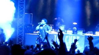 ICE CUBE - Jack N The Box. HIP HOP JAM 2011 live