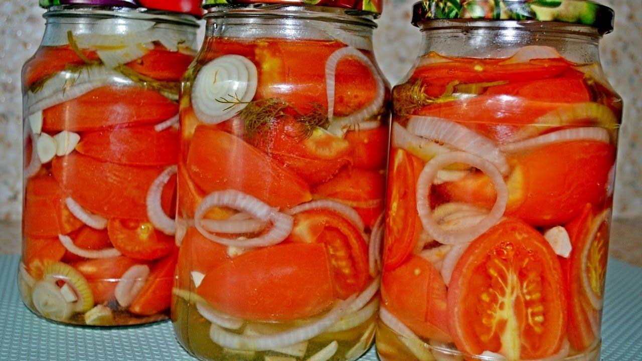 Невероятно вкусные  помидоры! Оближешь пальчики зимой! Лучший рецепт, проверенный годами!