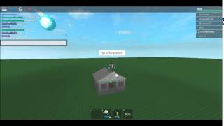 Building a House On ROBLOX (Kohls Admin House NBC)