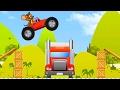 Tom and Jerry Car Stunt / Cartoon Games Kids TV