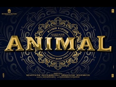 Animal Announcement Video | Ranbir Kapoor, Anil Kapoor, Parineeti C | Sandeep R Vanga Bhushan Kumar