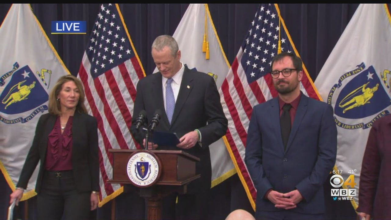 Charlie Baker: Mass. schools must close Tuesday, no gatherings of ...