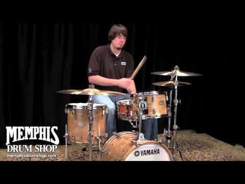 Yamaha Phoenix Drum Set - Burled Ash Natural Gloss (3pc)