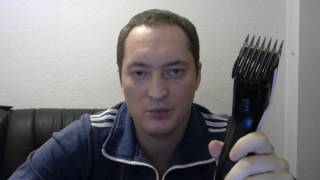 Обзор машинки для стрижки волос Philips QC 5125