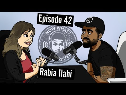 Rabia Ilahi (therapist) - #42 - Now What? with Arian Foster