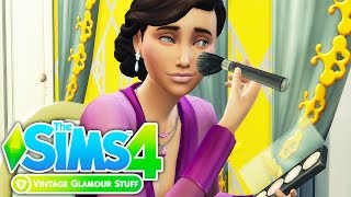 VINTAGE GLAMOUR STUFF💄 | The Sims 4 | GAMEPLAY – Overview
