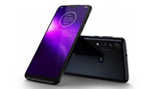 New Motorola One Macro Smartphone