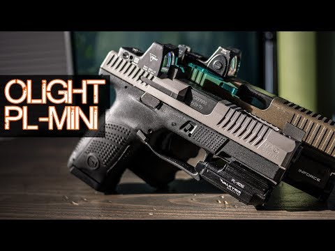 Olight PL-MINI Valkyrie Review - Smallest/Brightest Weaponlight?