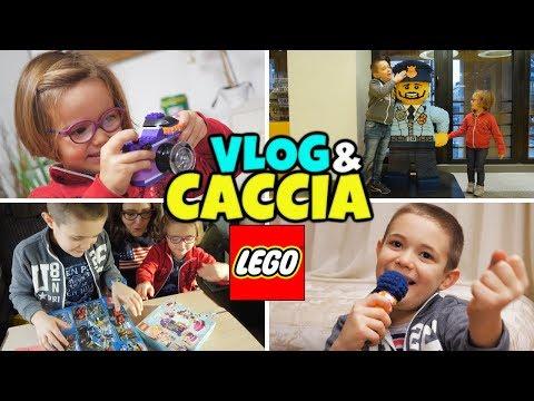 CACCIA AL TESORO LEGO con Sorpresa al LEGO Store