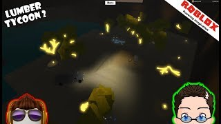 Roblox - Lumber Tycoon 2 - Glowing Fir Trees